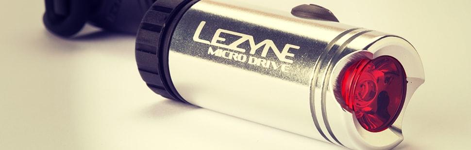 Lezyne Lights & Pumps