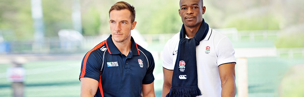 Official RWC Clothing ft. Canterbury