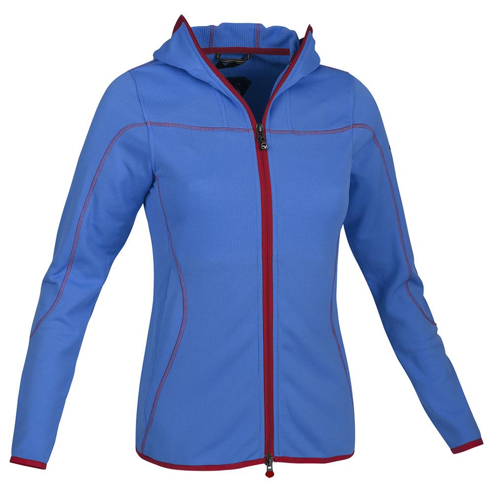 Womens Surya Polarlite Jacket (Azures)