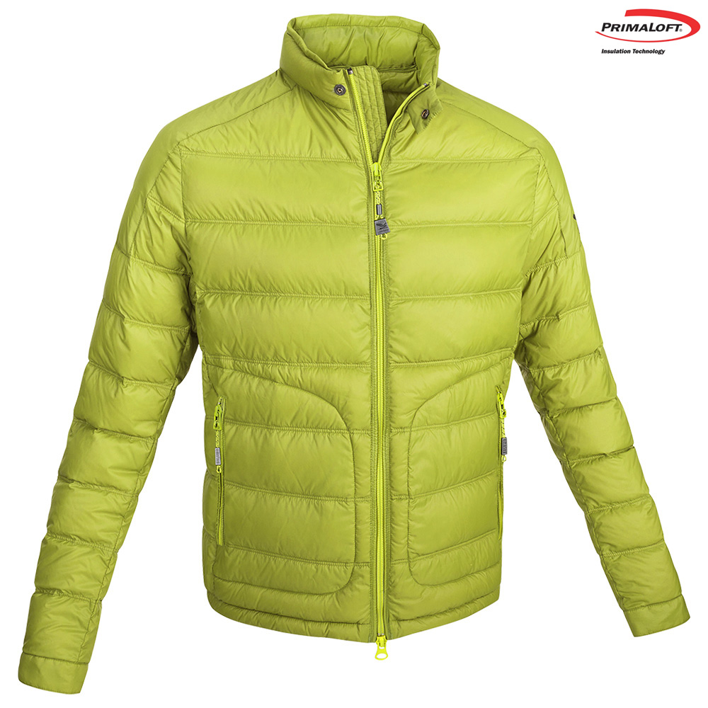 Mens Dom Primaloft Jacket (Citro)