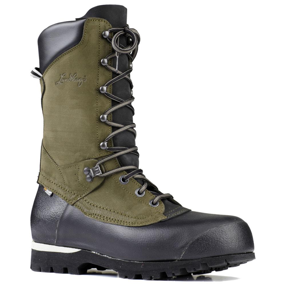Mens Ranger High Boots (Tea Green Nubuck)