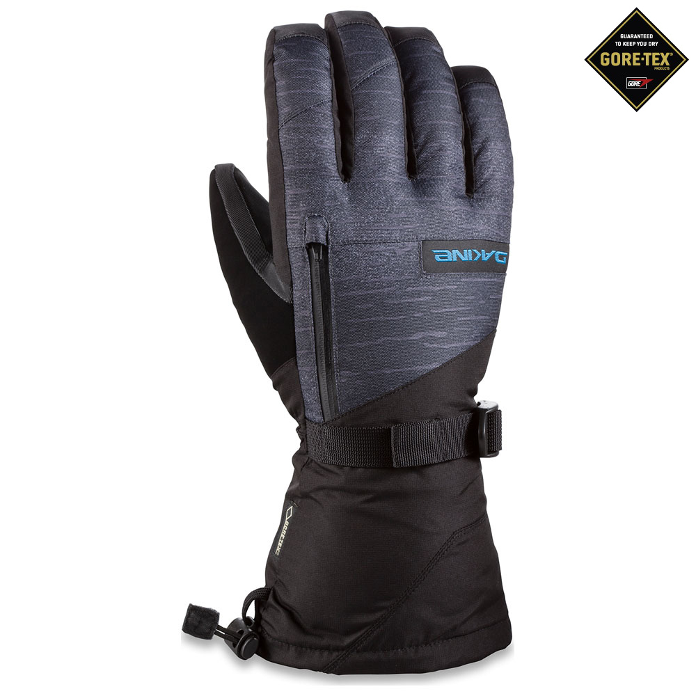 Mens Titan Gloves (Black Birch)