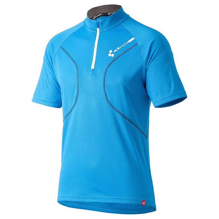 Mens Motion Short Sleeve Jersey (Blue)