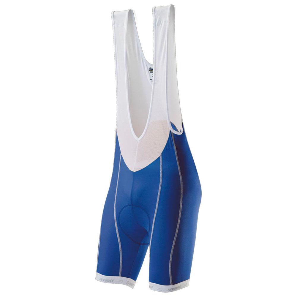 Mens River Bib Shorts (Blue)