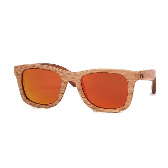 Caviuno Sunglasses (Orange Mirror Lens)