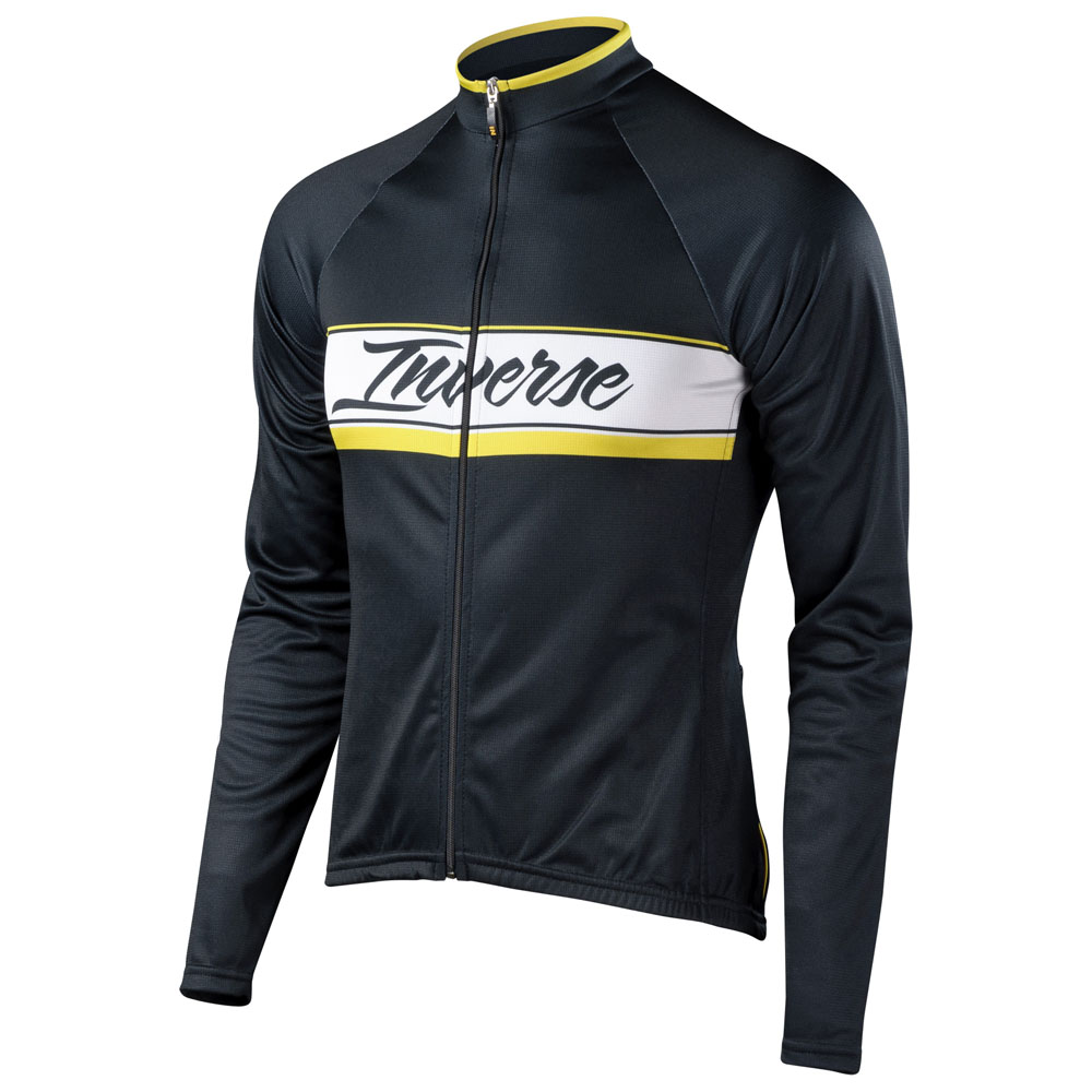 Mens Team Inverse Jacket (Black)