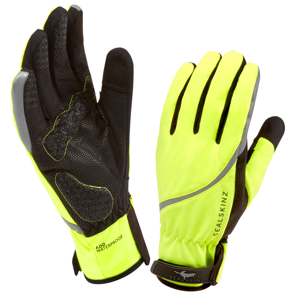 All Weather Gloves (Hi Vis Yellow)