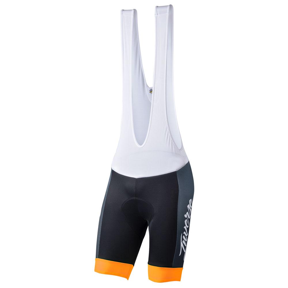 Mens Aero Bib Shorts (Orange)
