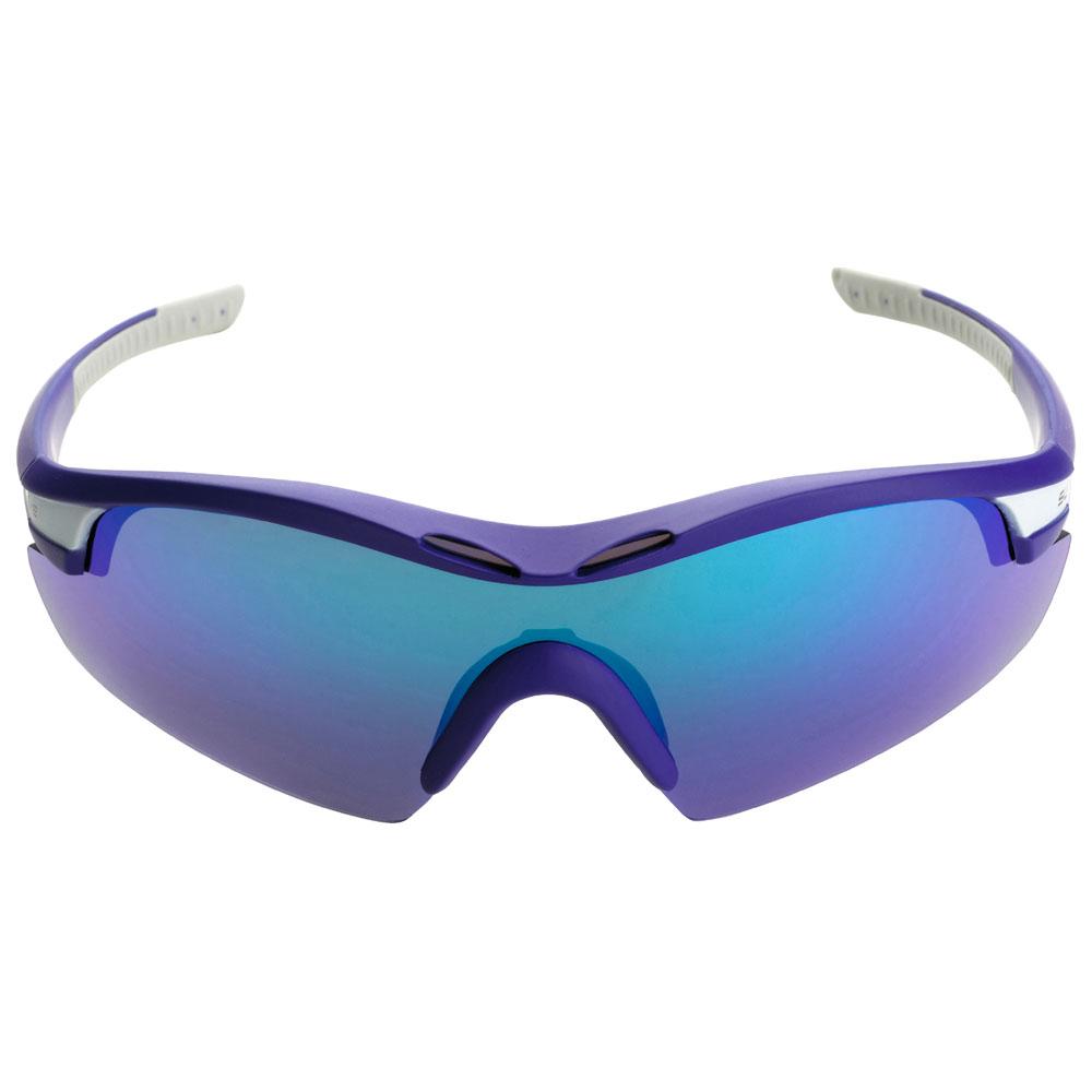 Novena S Sunglasses (Violet Matte/Grey)