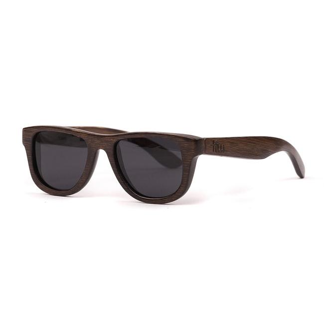 Murielo Small Sunglasses (Black Lens)