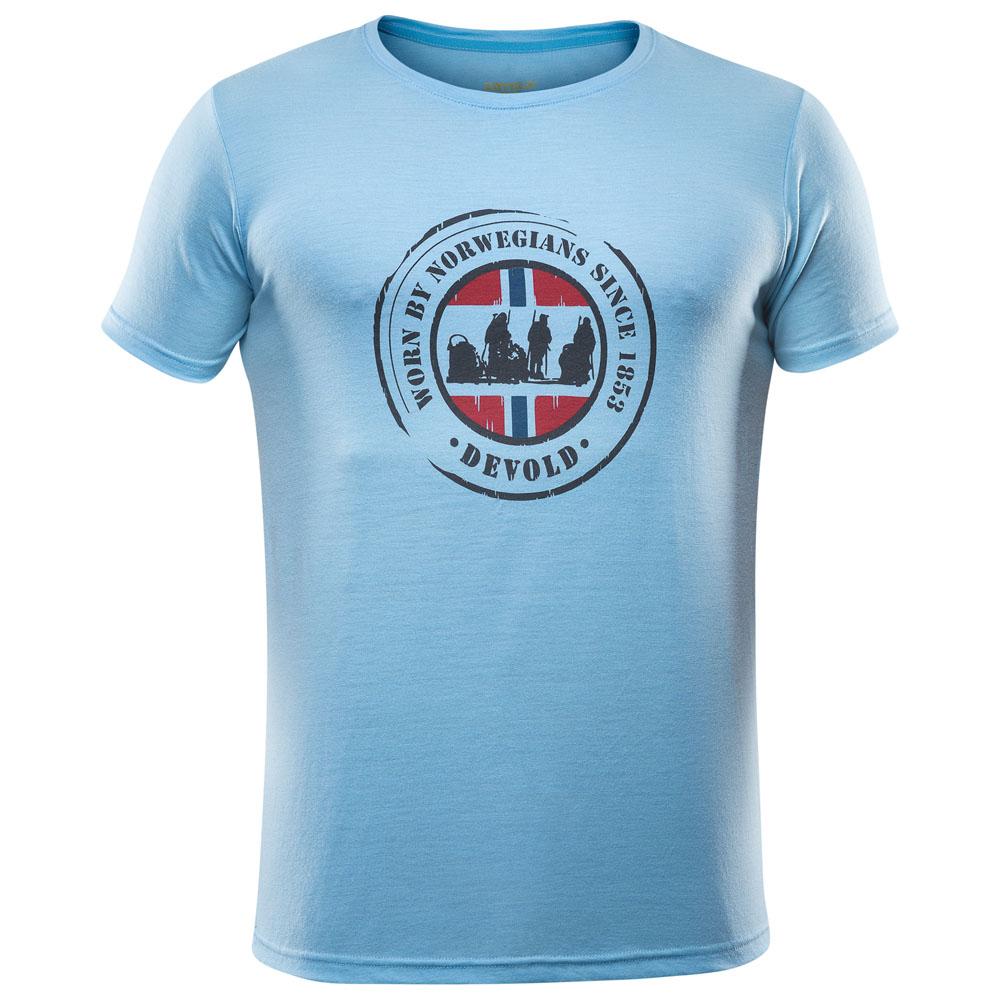 Mens Breeze T-Shirt (Skyline)