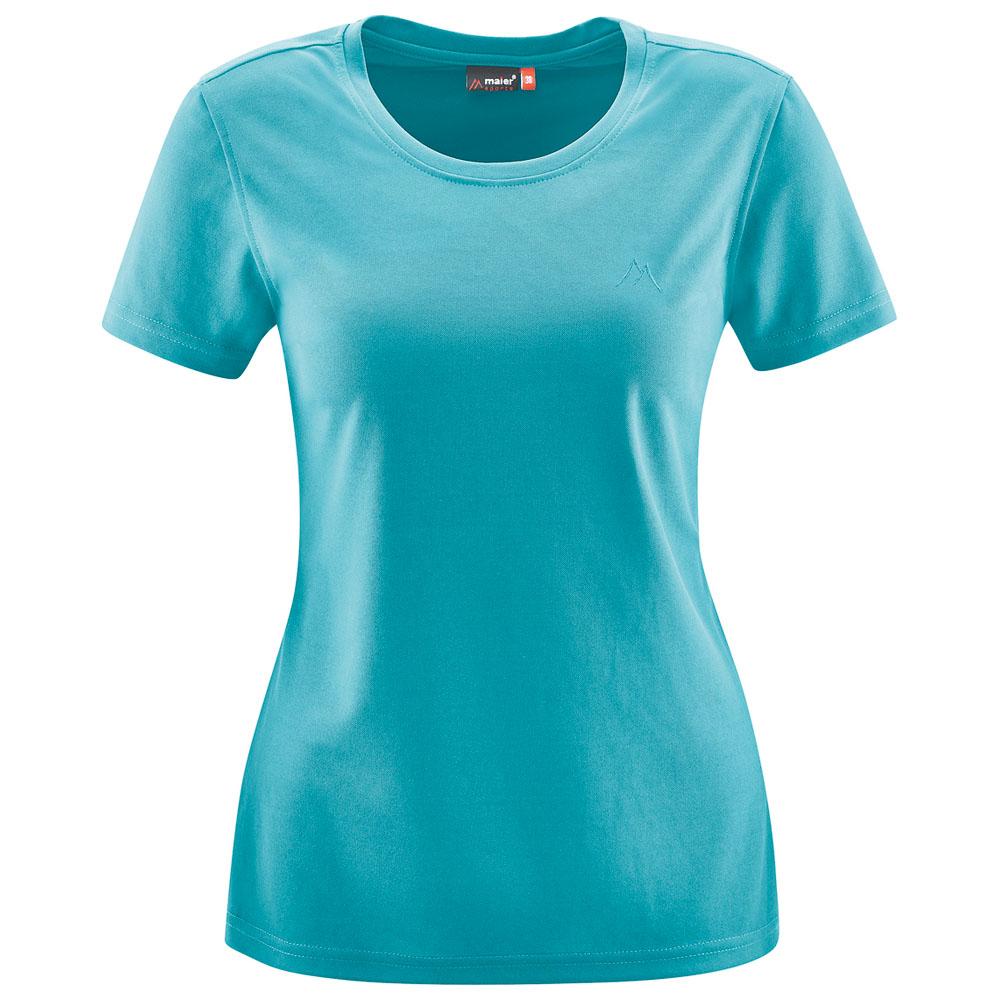 Womens Waltraud Functional T-Shirt (Scuba Blue)