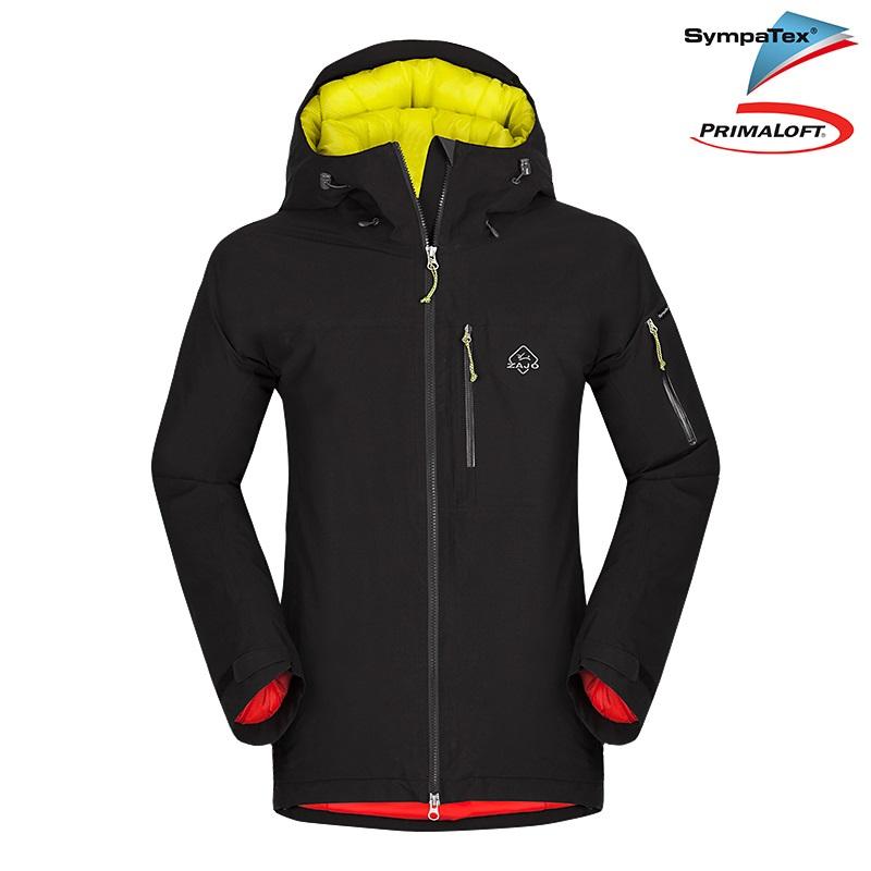 Mens Nuuk Jacket (Black)