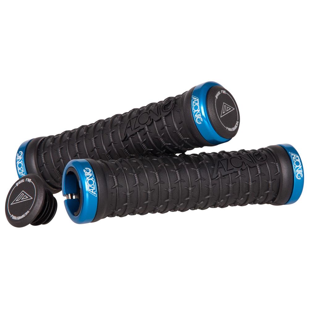Razor Wire Grips (Blue)