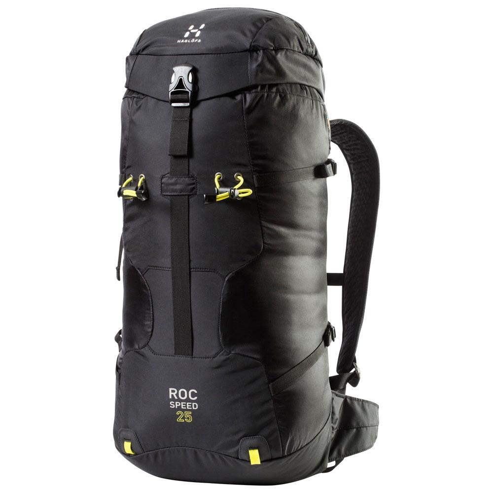 Roc Speed Backpack (True Black)