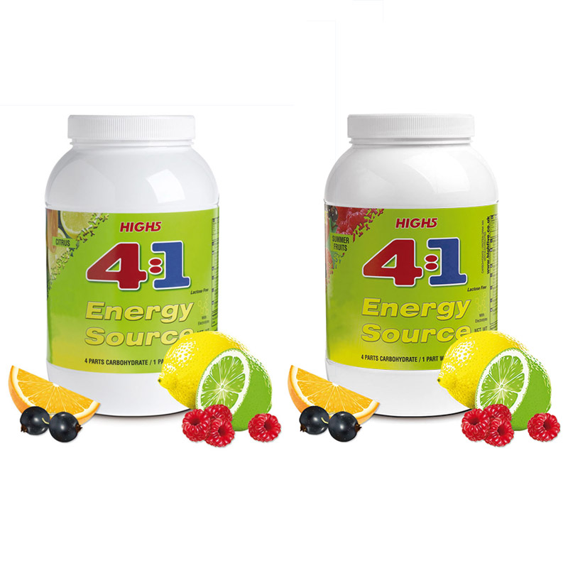 Energy Source 4:1 (1.6kg - Choice of Flavours)