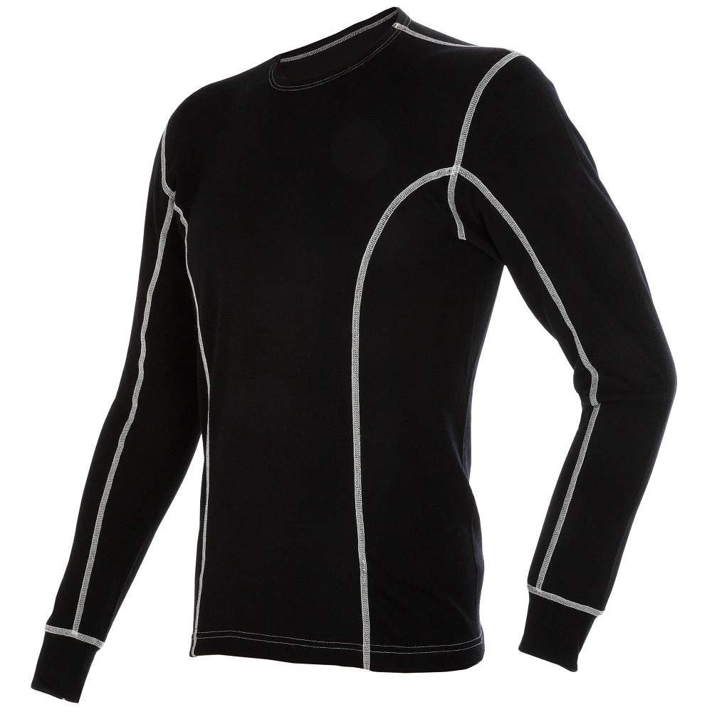 Mens Special Edition Long Sleeve Top (Black)