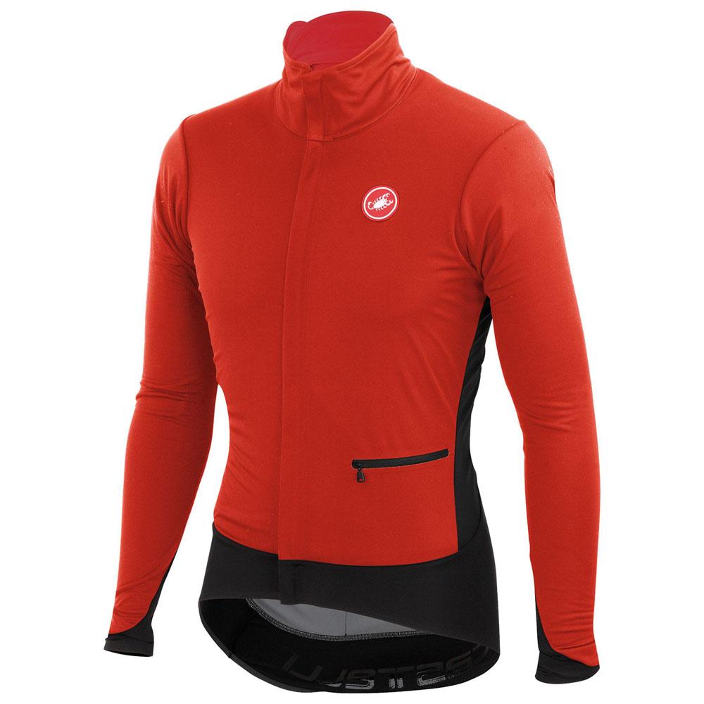 Mens Alpha Jacket (Red/Black)