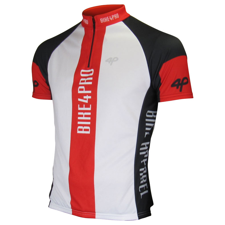 Galibier Short Sleeve Jersey (White)