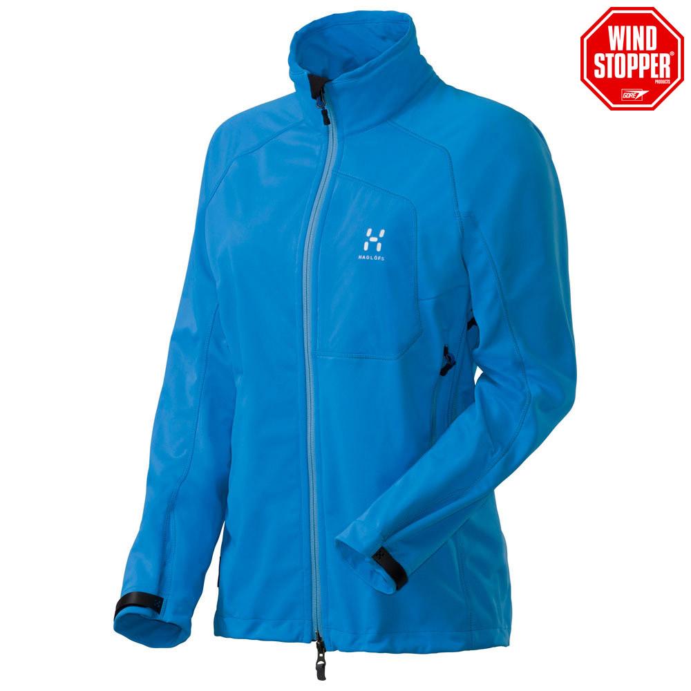 Womens Ulta Jacket (Aero Blue)