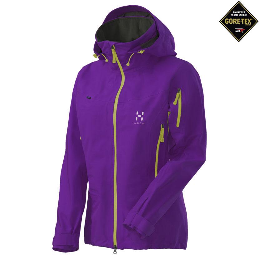 Womens Couloir III Q Jacket (Imperial Purple)