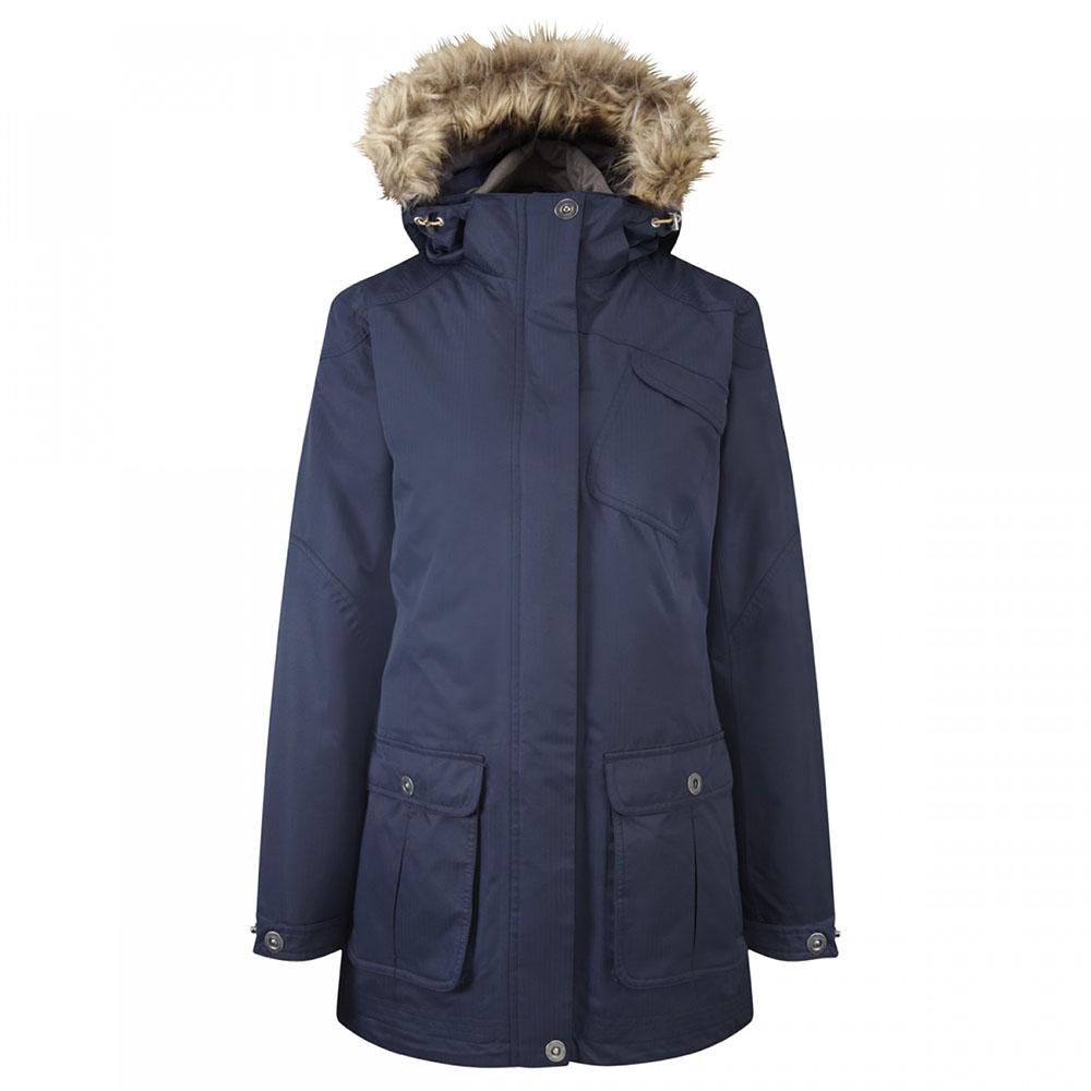 Womens Anchorage Jacket (Dark Blue)