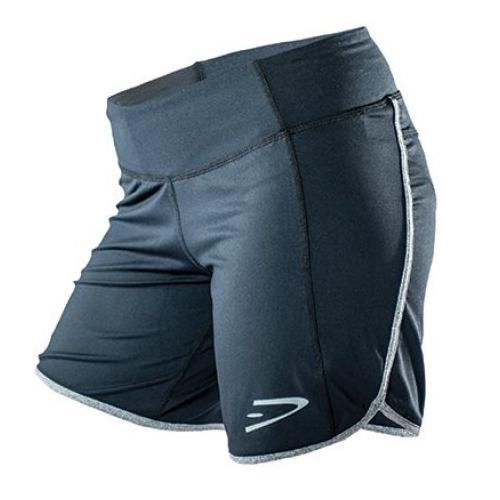 Womens FT Performance Shorts (Black/Grey)