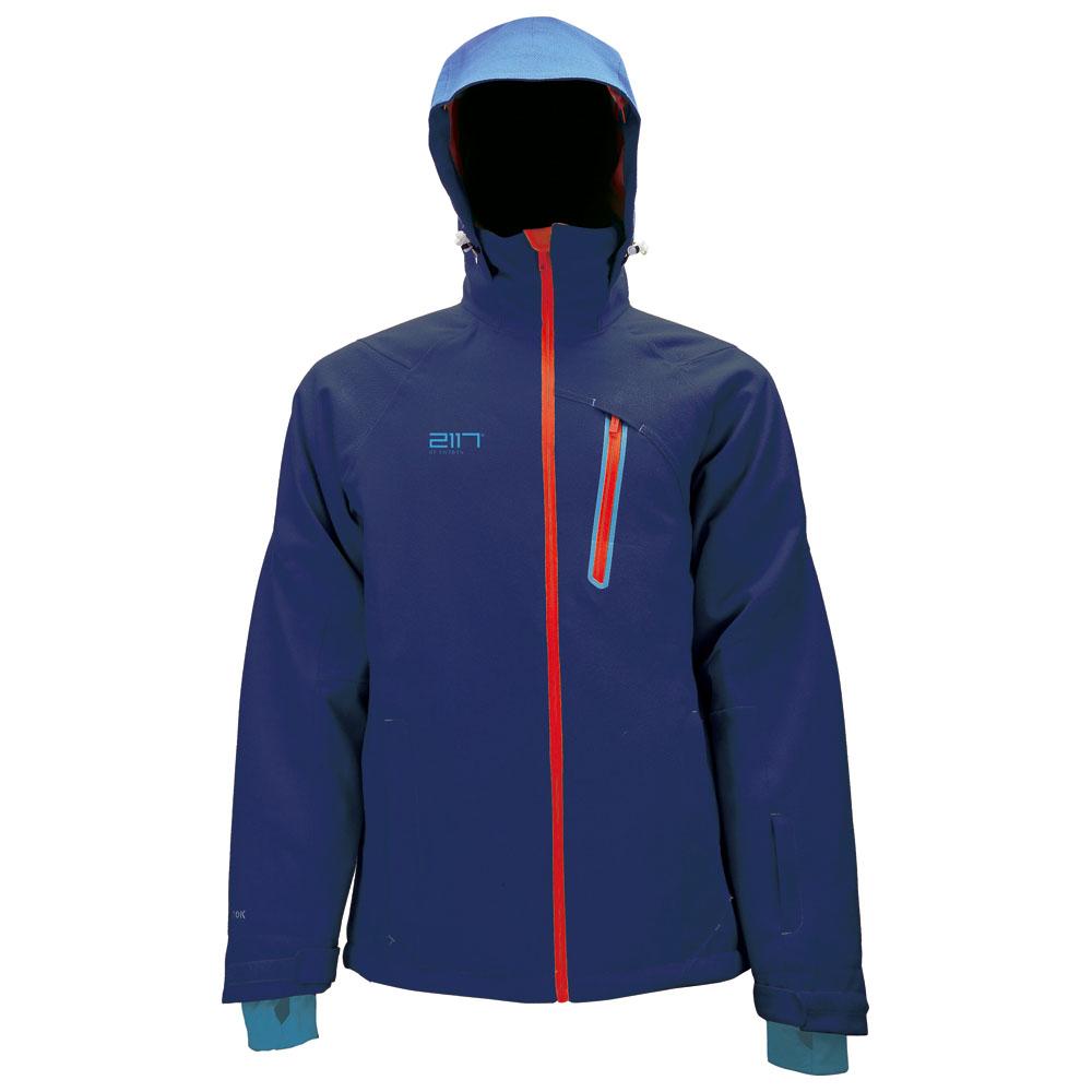 Mens Ockelbo Light Padded Ski Jacket (Navy)