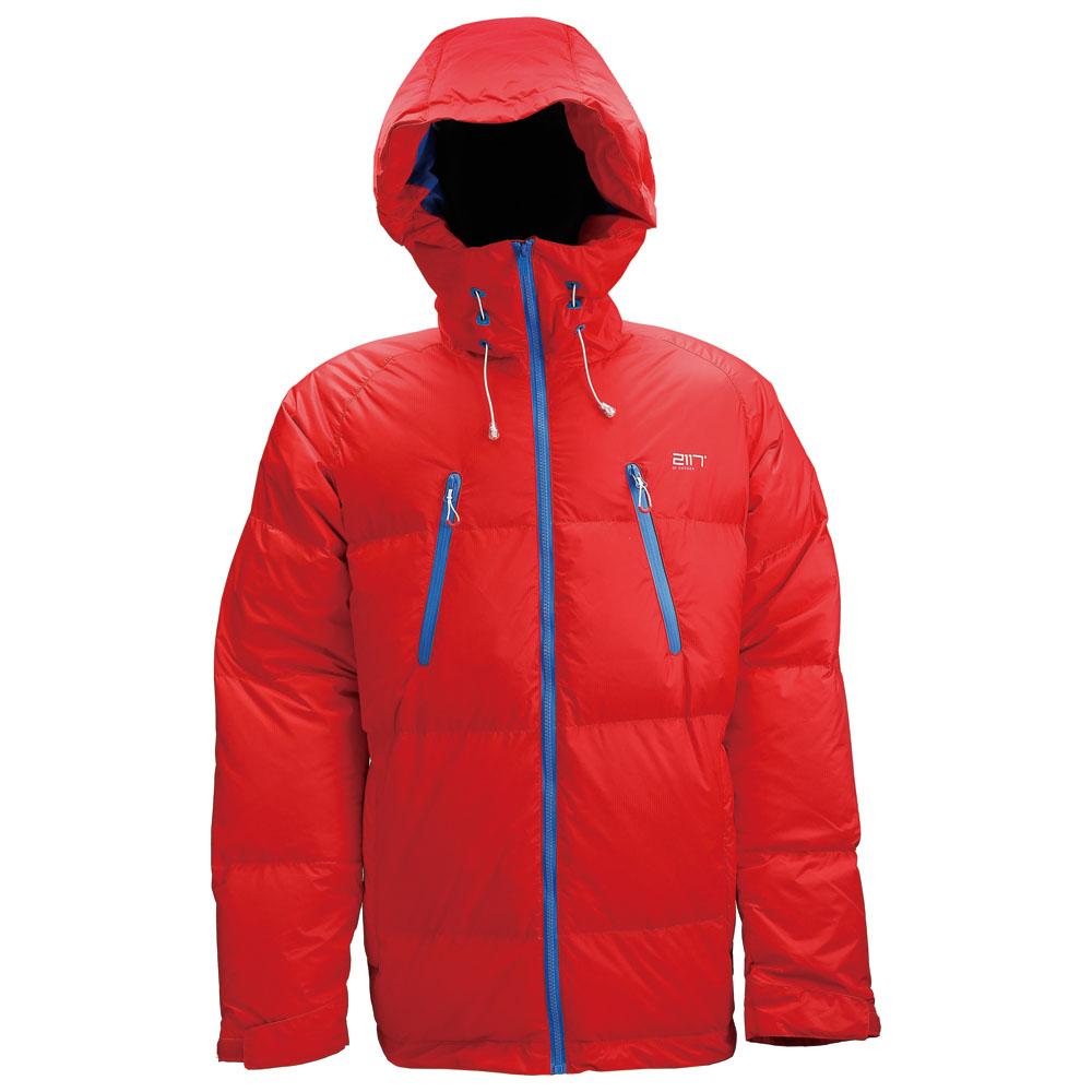 Vinkol Down Jacket (Red)