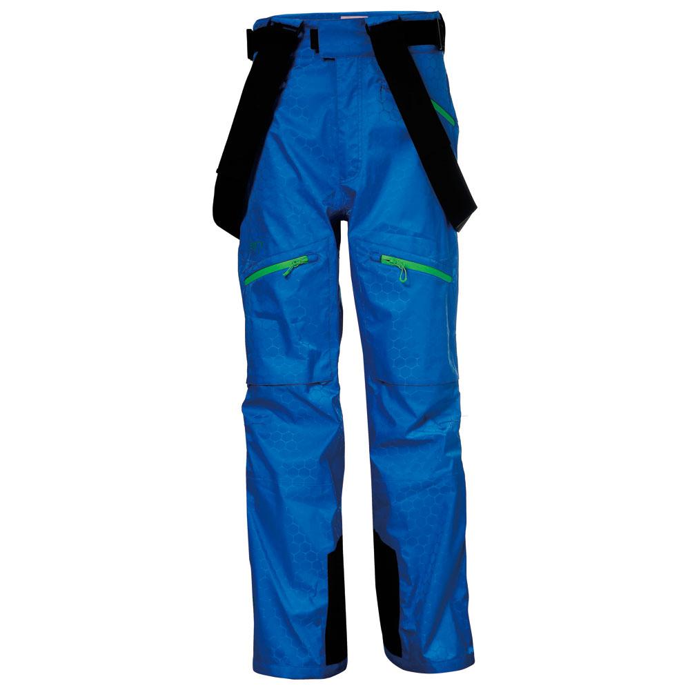 Mens Vidsel Eco 3L Ski Pants (Blue)