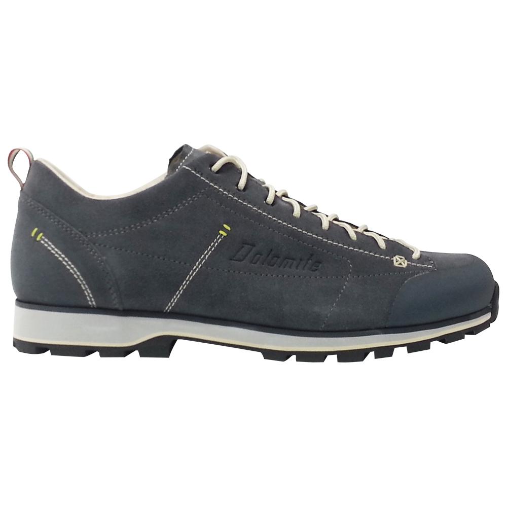 Mens Cinquantaquattro Low Shoes (Grey Canapa)
