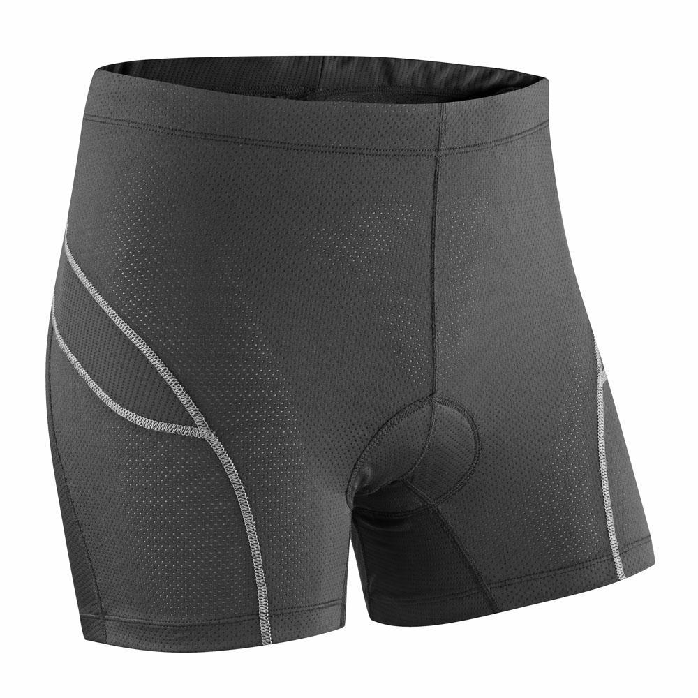 Mens Deluxe Under Shorts (Black/Grey)