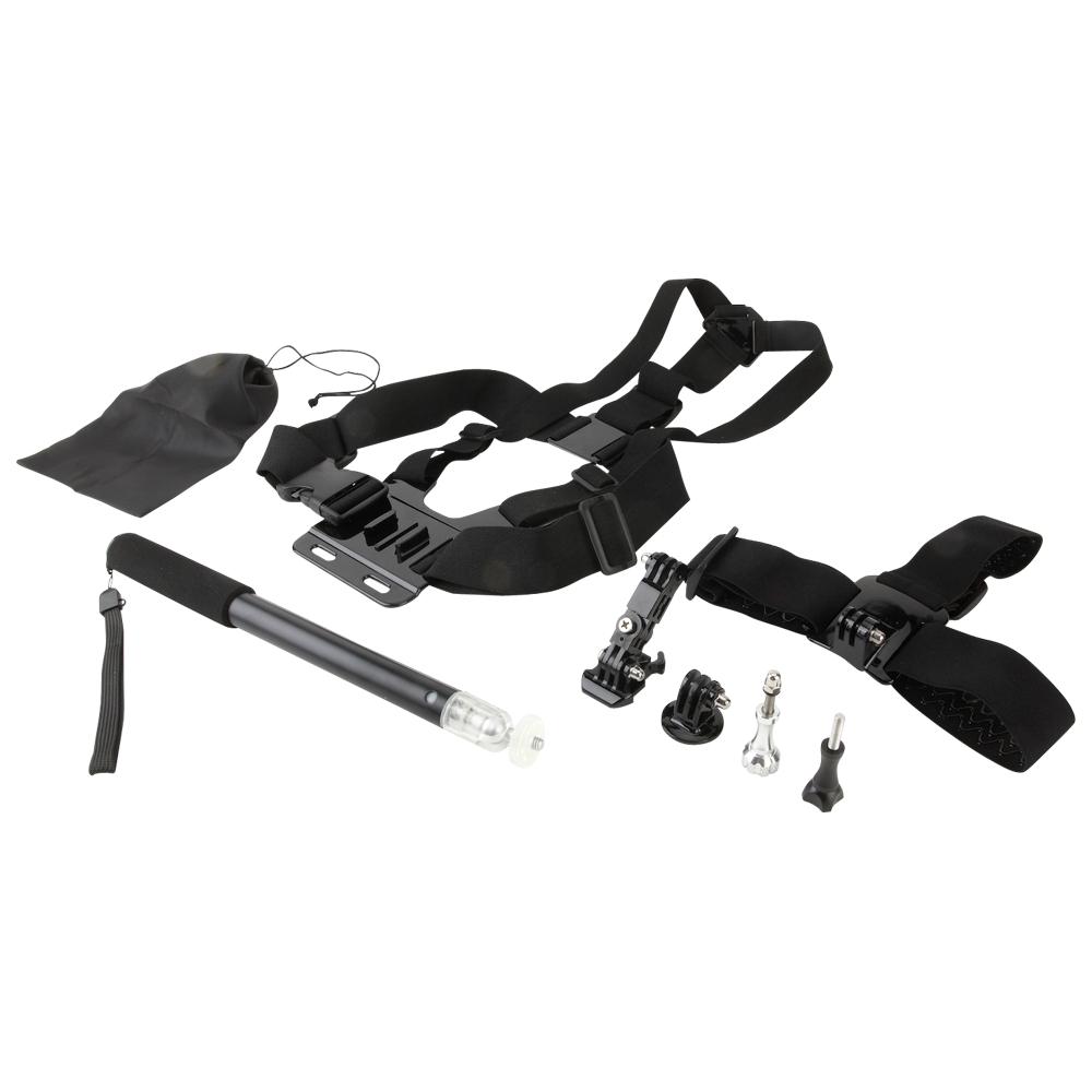 Premium GoPro Accessory Pack