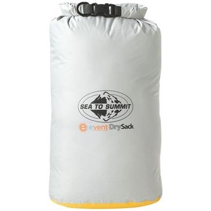 Evac 20L Dry Sack (Grey/Yellow)