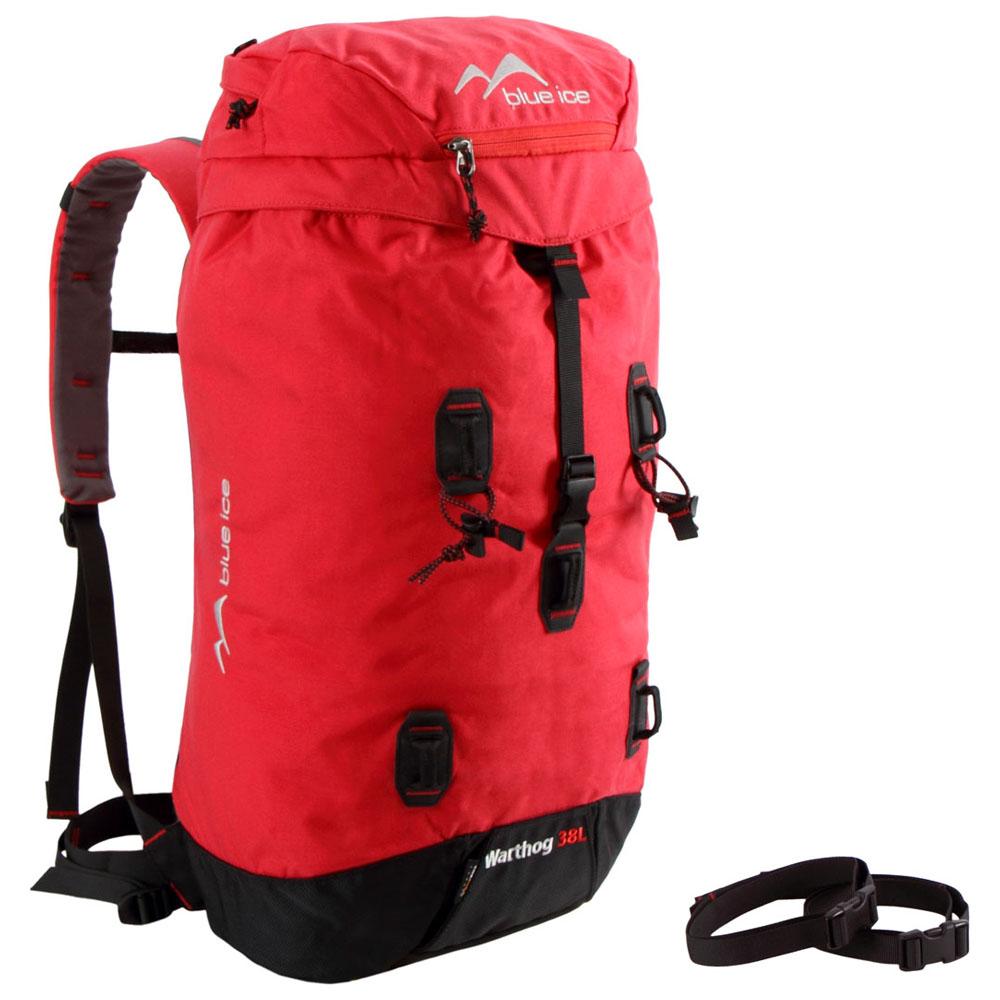 Warthog 38L Backpack (Red)