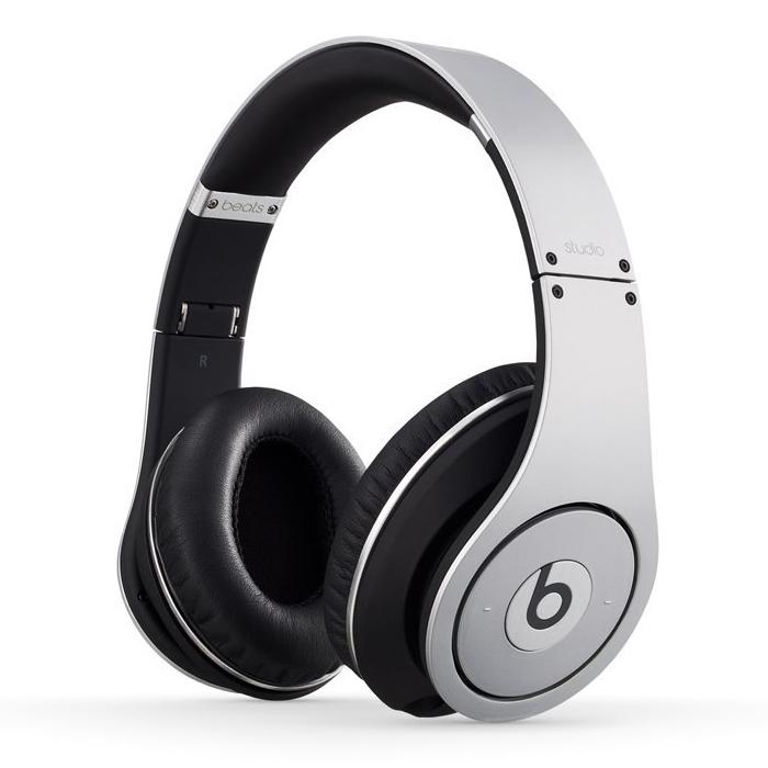Studio Headphones (Silver)