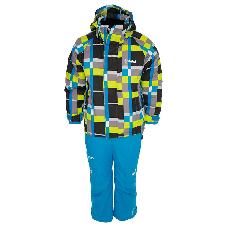 Kids Tyllda Ski Set (Multicolour)