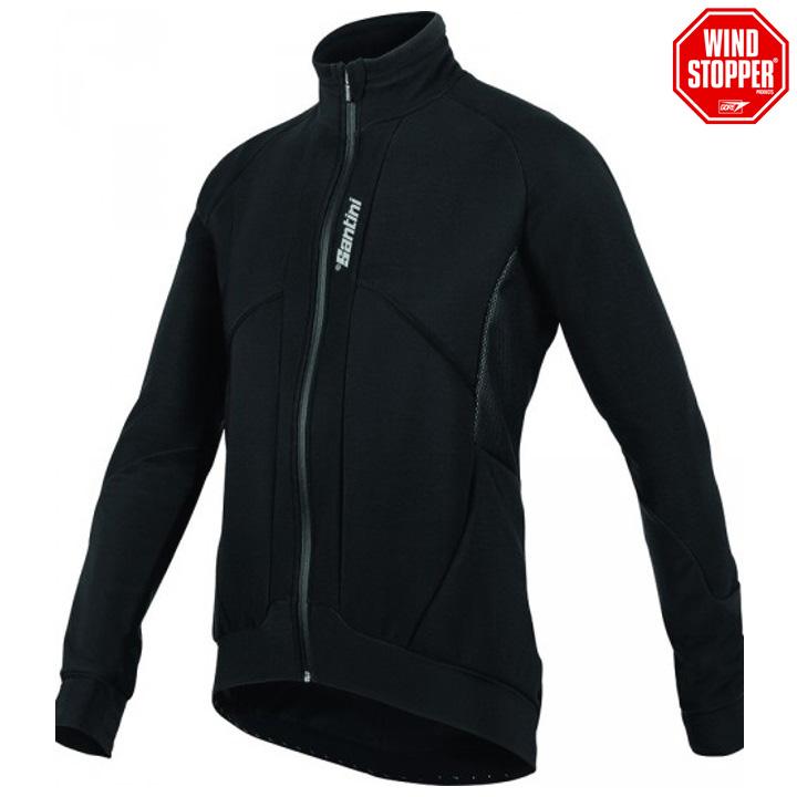 Mens Brigand Windproof Jacket (Black)