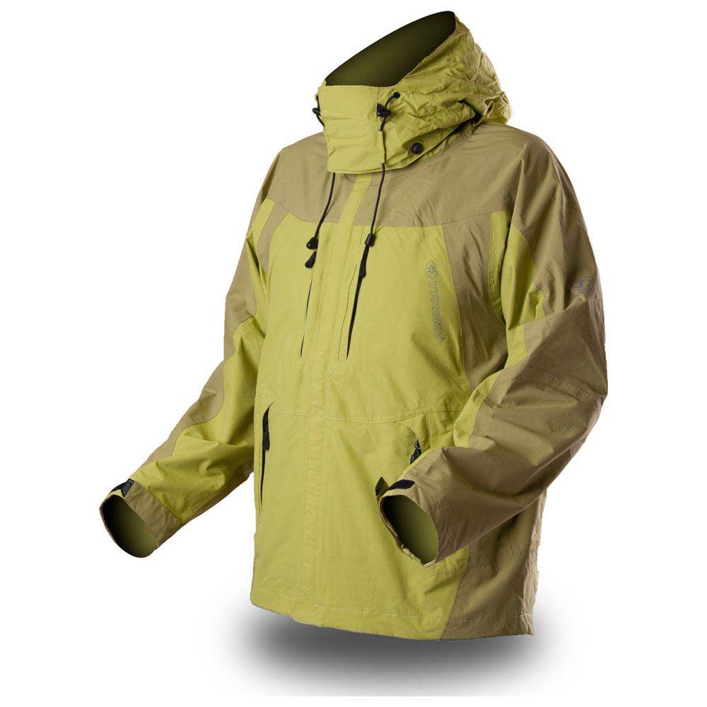 Mens Challenge II Jacket (Kiwi Green)