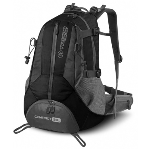 Compact 28L Backpack (Black)