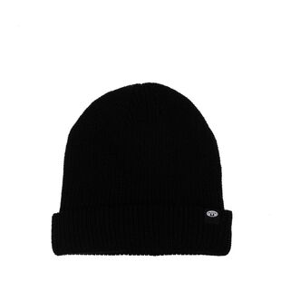 8a83e42ce6a Animal. Mens Ash Beanie (Black)