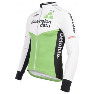 f1ac9d74a Mens 2018 Race Fit Tempest Long Sleeve Jersey (Green White Black)