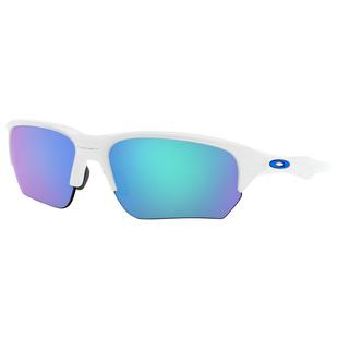 e2037e13efd9 Mens Flak Beta Prizm Sunglasses (White Blue)
