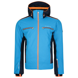 Mens Regression Jacket (Methyl Outer Space Blue) 8b4c4f298