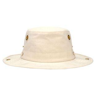 ab1dd14d Tilley. T3 Cotton Duck Hat (Natural/Green)