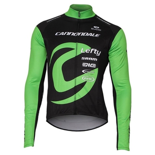 Mens Cannondale Evo Pro Zap Jersey (Green) 9a15495ab