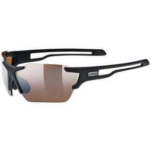 a4a7fdab9397 Sinner. Prospects Multi Lens Sunglasses (White Matte Blue Red Trans).   214.98. Sportstyle 803 Colourvision Sunglasses (Matte Black Outdoor Lens)
