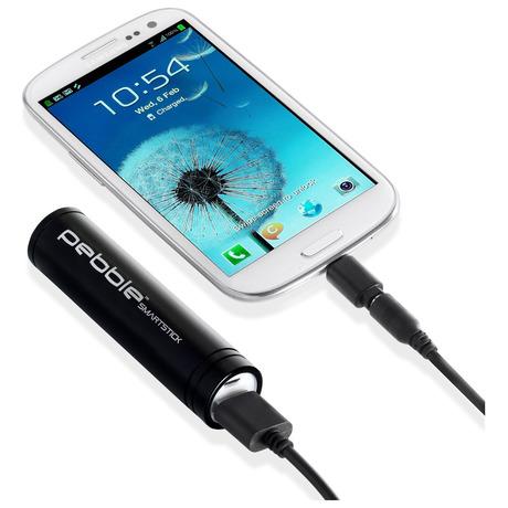 Veho Pebble Smartstick 2200mAh Portable Battery