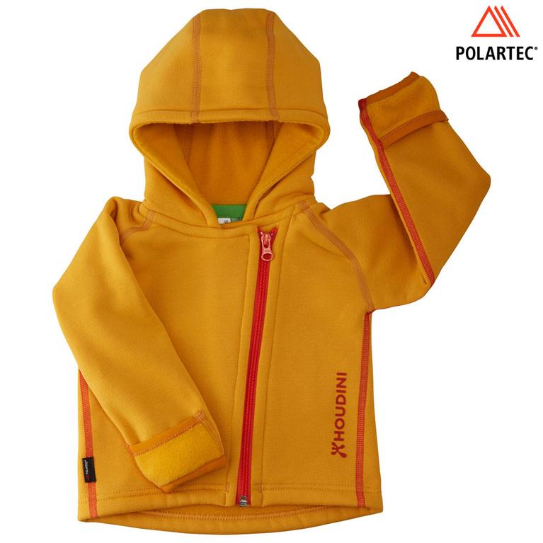 Houdini Baby Power Houdi G Suit Yellow Sportpursuit