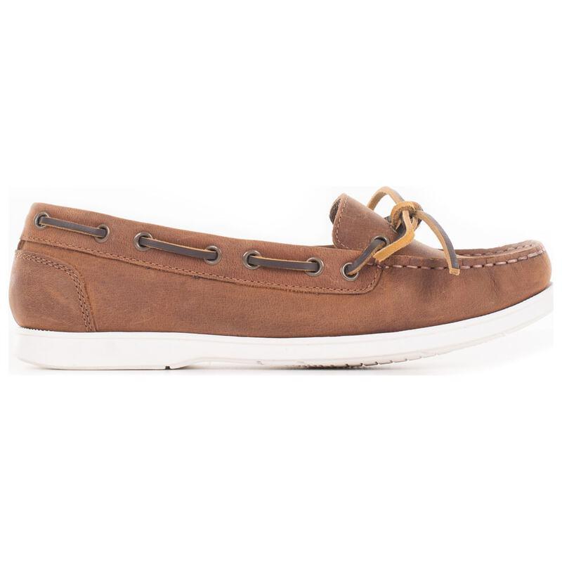 Brakeburn Womens Deck Shoes (Brown)  2e18c9cc7
